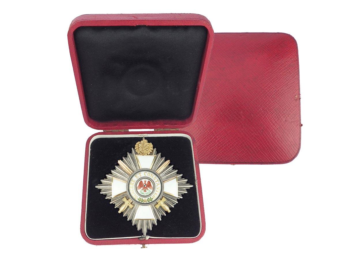 Silber Roter Adler Orden